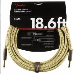18.6 FT CABLE, TWEED DELUXE