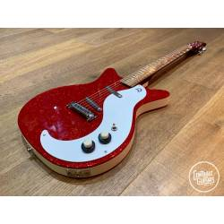 DC59 NOS GUIT RED METAL FLAKE