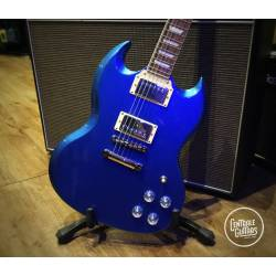 Radio blue metallic