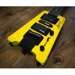 Hot rod yellow